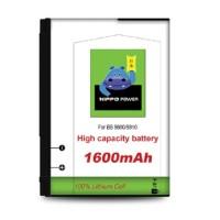 Hippo Battery for Blackberry Torch 2 ( BB 9810 ) 1600 mAh