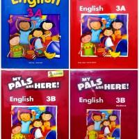 MPH My Pals are Here English - Buku Pelajaran Inggris SD Impor