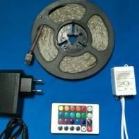 Jual LAMPU LED (RGB) STRIP Murah