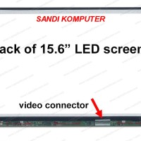 LCD LED HP Envy M6-1335DX M6-1225DX M6-1113TX Series 15.6 Inch slim
