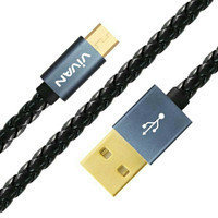 Kabel Data Vivan PM100 Micro USB Samsung BB Asus PM100 USB Powerbank