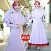 Syari Kid Ummi/ Stelan Hijab Anak/ Baju Muslim Anak- SW/ Promo