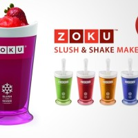 Jual Gelas Ice Cream Maker ZOKU Slush & Shake Murah