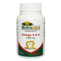 harga Nutracare Omega 3-6-9 1200 Mg 30's   Omega 369, Kolesterol Jantung Tokopedia.com
