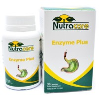 harga Nutracare Enzyme Plus 30's, Obat Maag Tukak Lambung Kembung Kista Usus Tokopedia.com