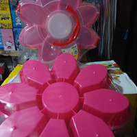 TOPLES KUE TRAY SET MARGUERITE PARTY SET