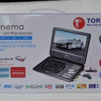 DVD Portable Tori 10inch