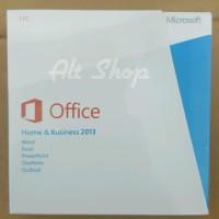 Office home & bisnis 2013 OEM Retail Original ( DVD )