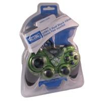 VZTEC USB2.0 Dual Shock Vibration Game Pad Joystick Model (VZ-GA6006)