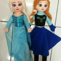 Jual boneka frozen elsa ana Murah