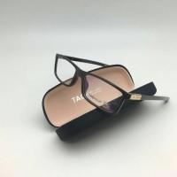 kacamata Frame TAG HEUER URBAN 7 ( black glossy )