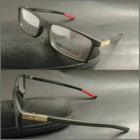 kacamata Frame TAG HEUER URBAN 7 ( black doff )