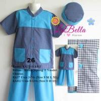La Bella Koko Anak Blue 26 Size 2-7th