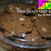 Kue Chocholate Chip Kacang