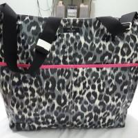 Kate Spade serena baby bag daycation leopard