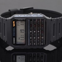 Jam Tangan Casio Calculator Casio CA-53W-1Z Original Termurah