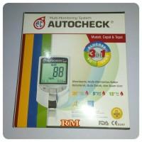 Multi Monitoring Autocheck 3 in 1