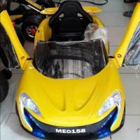 harga Mainan Mobil Aki Sedan Sport Mclaren 2 Aki Pintu Buka Lampu USB Remote Tokopedia.com