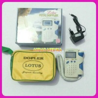 harga Fetal Doppler Lotus Tokopedia.com
