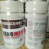 NanoMan, Reproduksi Pria (45 kapsul)