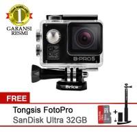 harga Brica Bpro B-Pro 5 Alpha Edition Hitam +Free Sandisk Ultra 32+ monopod Tokopedia.com
