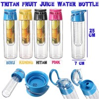 harga Botol Minum Tritan Gen 2 / Fruit Infused Water / Fruit Juice Bottle Tokopedia.com