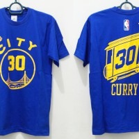 T-Shirt Gametime Golden State Warriors Stephen Curry #30