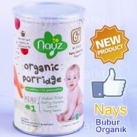 Nayz Nays Bebiluck Bubur Bayi Premium EXP DATE NOV 2016