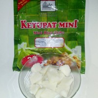 Jual KETUPAT BANTAL MINI Rice Cube Adabi Isi 30 Bungkus Murah