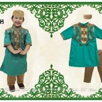 Baju Anak Muslim Koko Lil Kids 93H