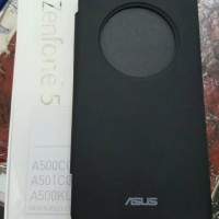 Flip Cover Asus Zenfone 5 OriginaL ASUS 100% ready black n white