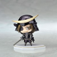Date Masamune Sengoku Basara Figure Color Change Version Jap