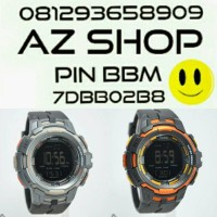 Harga jam tangan pria original i gear i55 digital   antitipu.com