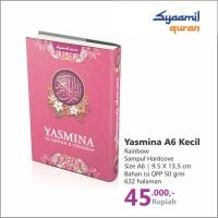 Jual AlQuran Wanita Rainbow Yasmina Kecil, Al Qur'an terjemah Syaamil Quran Murah