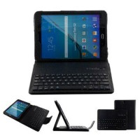 Flip Cover + Bluetooth Keyboard for Samsung Galaxy Tab S2 8.0