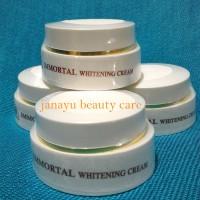 Jual Immortal Whitening Cream pemutih wajah aman free hq dan merkuri Murah