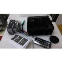 Jual mini projektor LED tv tuner proyektor multifungsi multi fungsi murah Murah