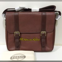Fossil Estate City Messenger Bag