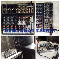 harga Mixer Behringer Xenyx 1202fx 12 Inputs - Authorized Dealer Tokopedia.com