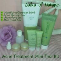 Jual JAFRA Acne Treatment Full Trial Kit (a) Murah