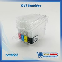 CISS Cartridge Brother DCP 145C DCP 165C