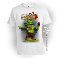 Kaos 3D COC Goblin King Kids Limited Edition