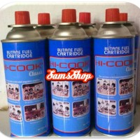 harga Tabung Gas Mini Hi-Cook / Hi Cook Utk Kompor Portable (ECERAN/SATUAN) Tokopedia.com