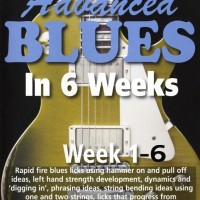 Tutorial Gitar - Lick Library Advanced Blues in 6 Weeks