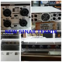 harga Behringer Inuke Nu4-6000 Power Amplifier 4 Channel Input Output Tokopedia.com