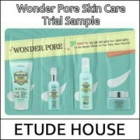 Etude House Wonder Pore Trial Kit Isi 4