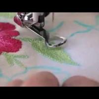harga Darning Embroidery Foot, sepatu bordir untuk Mesin Jahit Portable Tokopedia.com