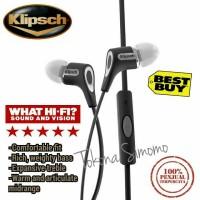 Harga klipsch reference r6i hi fi in ear earphones black | antitipu.com