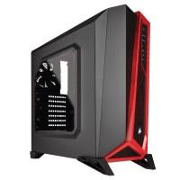 Corsair Carbide SPEC-Alpha Black Red