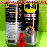 WD40 Specialist Automotive Chainlube (360ml)